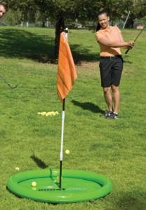 ゴルフ練習法