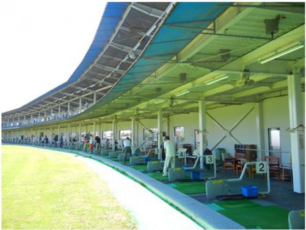 託麻インターゴルフ練習場1