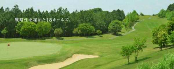 八女上陽ゴルフ倶楽部画像