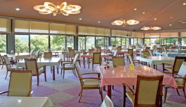 チサンカントリークラブ御船のレストラン