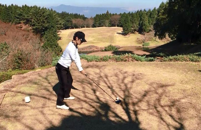 熊本の難関ゴルフ場グラチャン!今年最後はワースト大叩き!