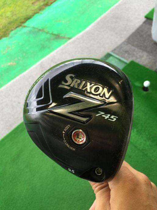 スリクソンZ745ヘッド