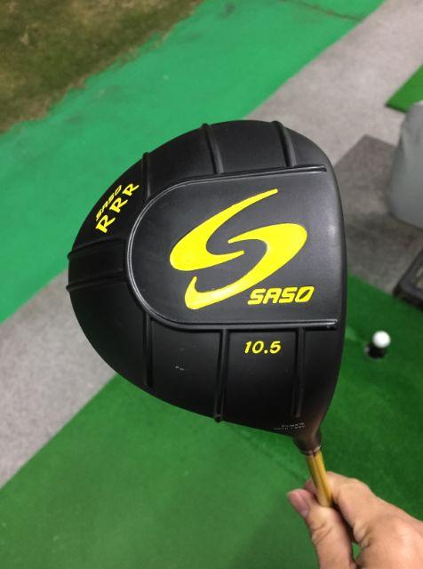 SASO RRR(サソートリプルアール)ドライバーを試打!