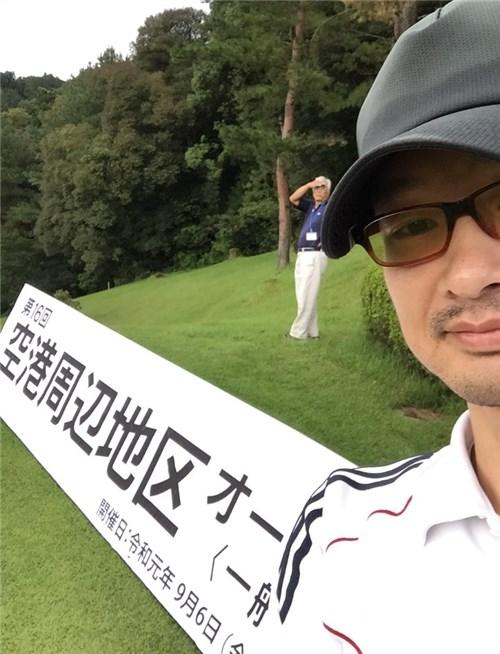 空港周辺地区オープンゴルフ大会2019決勝の結果!