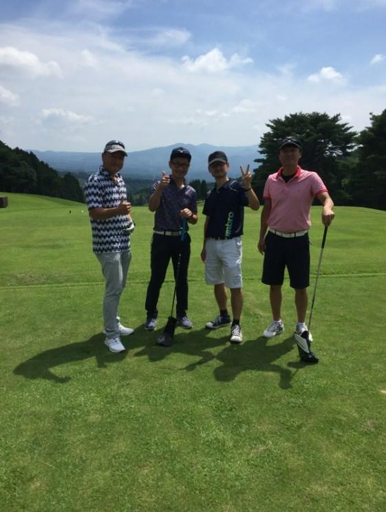 空港周辺地区オープンゴルフ大会2021決勝の結果!